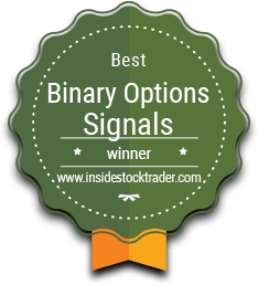 Binary Options Signals Award
